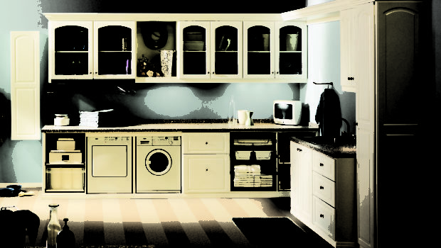 Dress Your Laundry Room Have Loads Fun Summit International