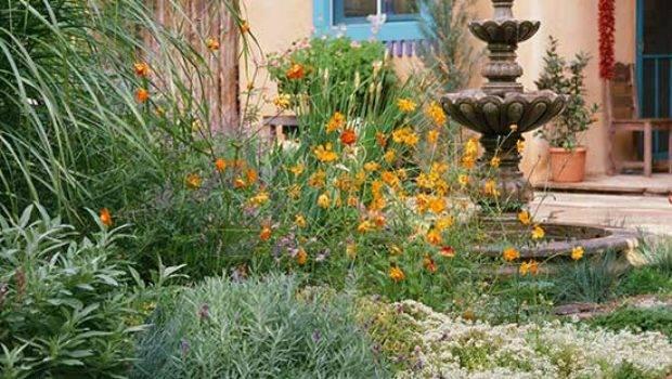 Drought Tolerant Garden Plan