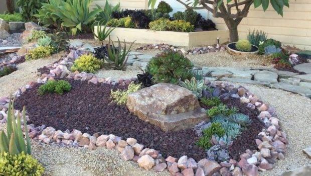 Drought Tolerant Landscape Design Herbs Home Ideas