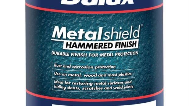 Dulux Metalshield Hammered Finish Bronze Bunnings