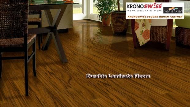 Durable Laminate Flooring Kronoswiss