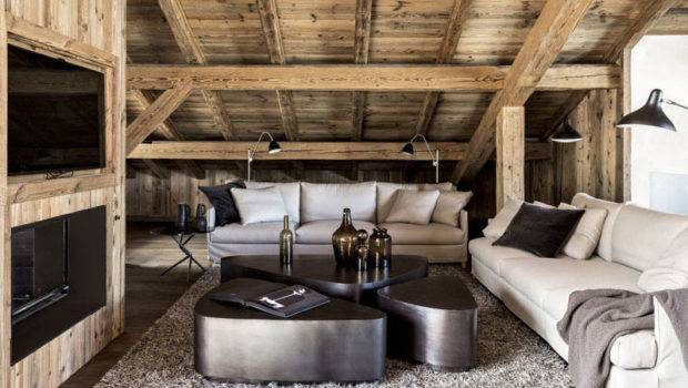Earthy Natural Interior Design Nice Texture Hall