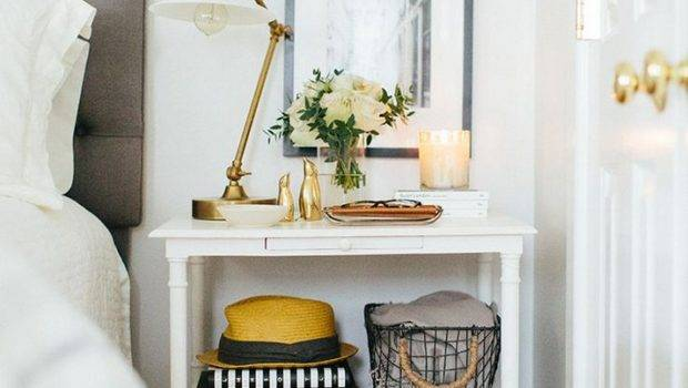 Easy Diy Bedside Table Your Room Homestylediary