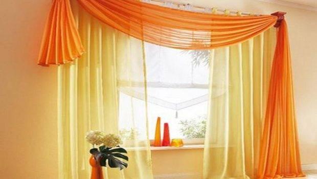 Easy Diy Curtains Home Ideas Door Window