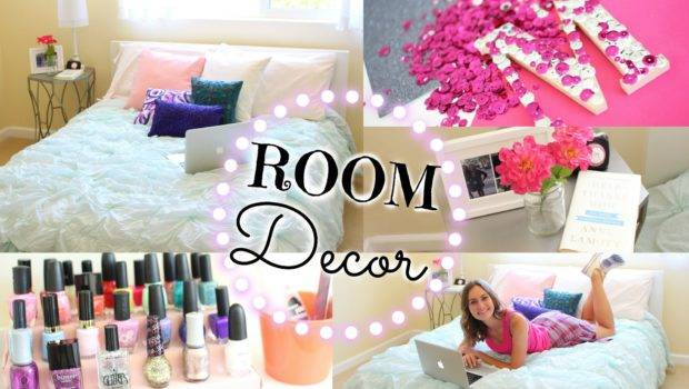 Easy Diy Ways Decorate Your Room Youtube