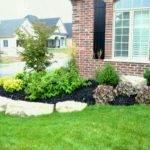 Easy Front Yard Landscaping Plans Backyard Fence Vegetable