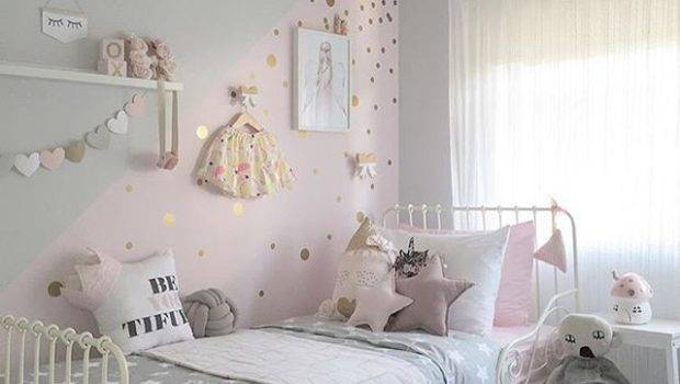 Easy Try Little Girl Bedroom Ideas Bellissimainteriors