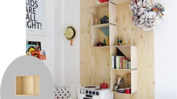 Ebabee Likes Five Cool Shelf Ideas Kids Room