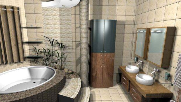 Eco Friendly Place Shave Bathroom Cabinets
