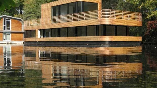 Eco Pleasant Residence Made Wood Best Interior Design