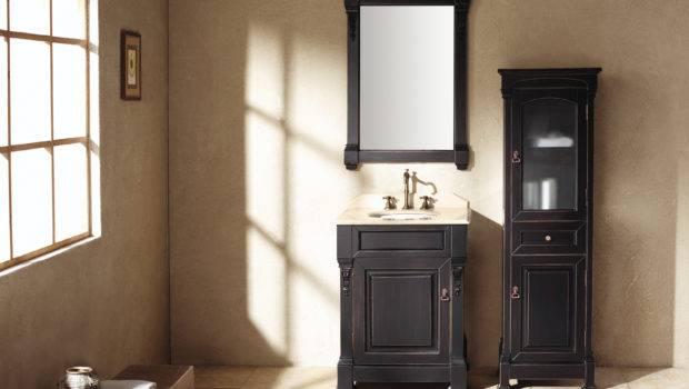 Elegant Bathroom Vanity Mirror Ideas