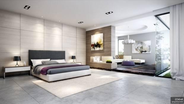 Elegant Bedroom Interior Design Ideas Terrace Home