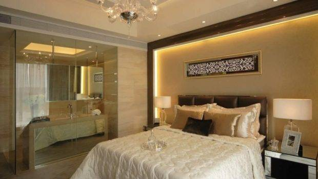 Elegant Bedroom Paint Colors Couple Beige Wall Color