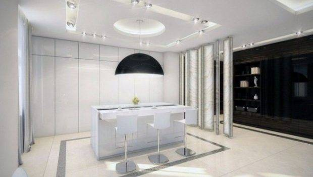 Elegant Classic White Interior Design Ideas Modern