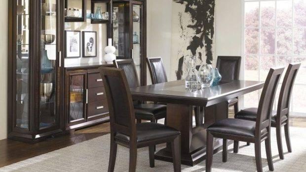 Elegant Formal Dining Room Sets Modern Piece Set