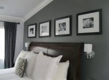 Elegant Gray Paint Colors Bedrooms Homesfeed