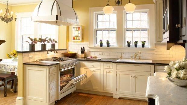 Elegant Modern Victorian Kitchen Design