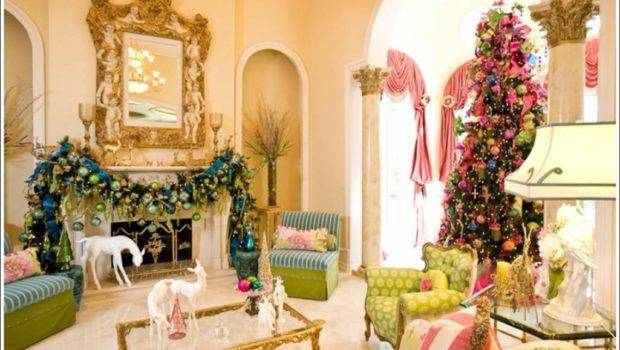 Enchanting Christmas Decorations Your Living Room