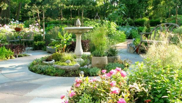 English Garden Your Backyard