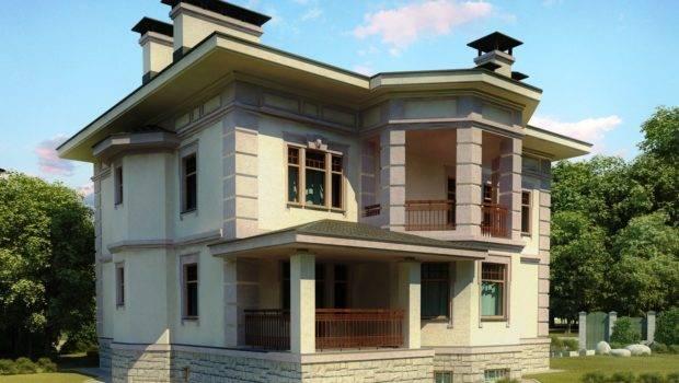 Europe Design House Front Elevation