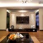 European Style Living Room Wall Paper