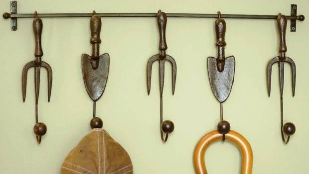 Examples Using Decorative Wall Hooks Inspire Creative