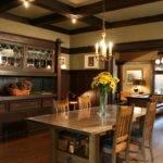 Excellent Craftsman Style Home Interior Design