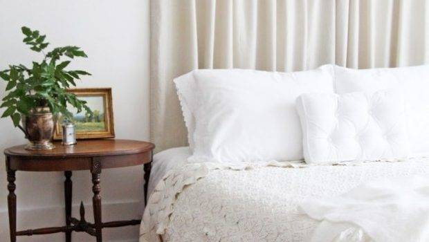 Excellent Curtain Over Bed Interior Design House Blog
