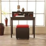 Excellent Design Small Minimalist Office Desk Interior Visualizations