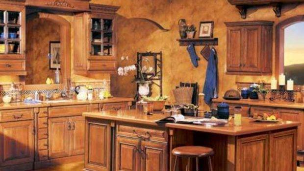 Excellent Rustic Country Kitchen Decorating Ideas