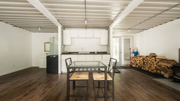 Excellent Shipping Container Home Built Less Than