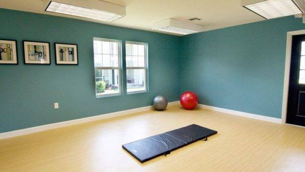 Exercise Room Paint Colors Yoga Love Color