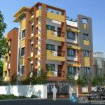 Exterior Architectural Rendering Building Design Elevations