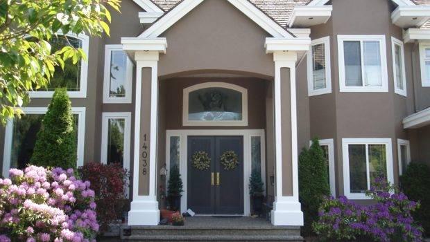 Exterior House Paint Colour Choosing