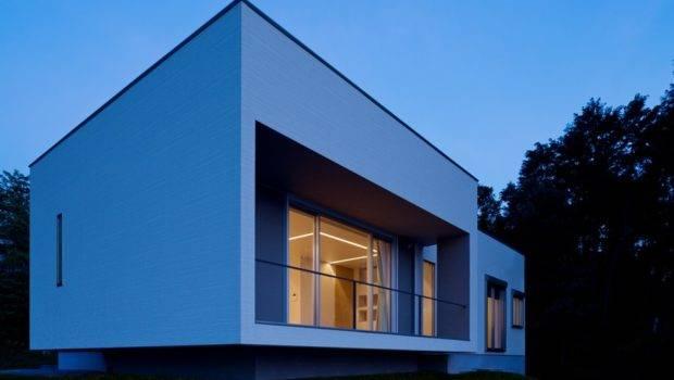 Exterior Modern Japanese House Design