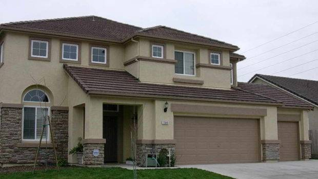Exterior Paint Color Ideas Car Garage
