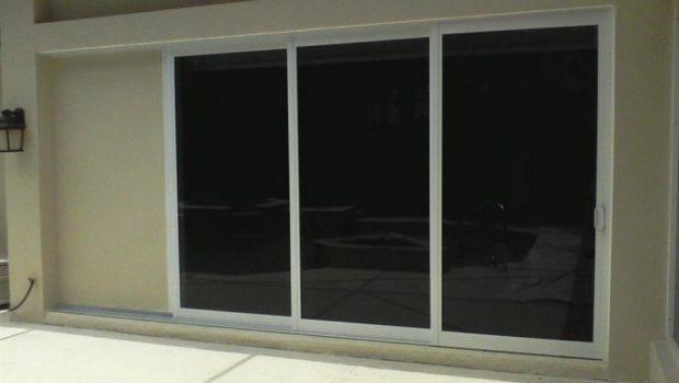 Exterior Sliding Glass Pocket Doors