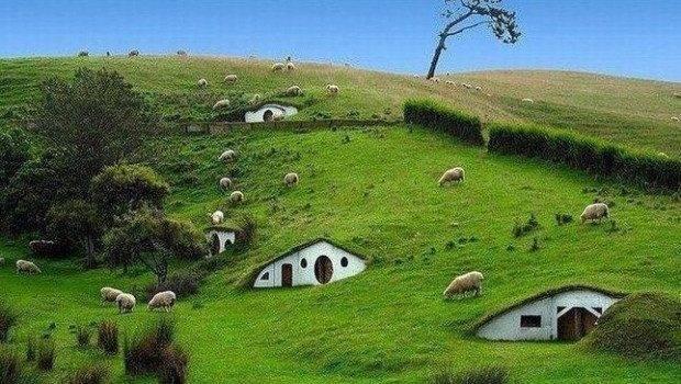 Extraordinary Unique Places Should Visit