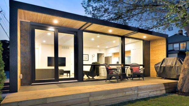 Extremely Comfortable Efficient Space Shipping Container