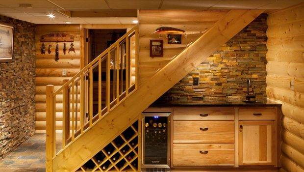 Eye Catching Under Stairs Wine Storage Ideas