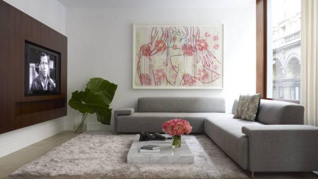 Fabulous Modern Flat Interior Design Digsdigs