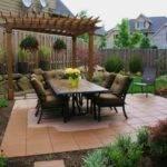 Fabulous Small Backyard Patio Landscaping Ideas