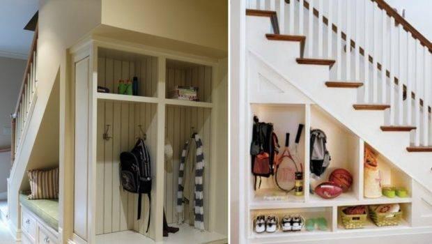 Fabulous Stairways Clever Under Stair Storage Ideas