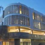 Facade Modern Hotel Clipgoo