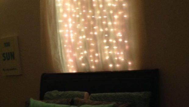 Fairy Lights Teenage Bedrooms Decorate House