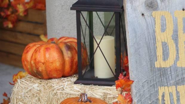Fall Porch Ideas Small Porches