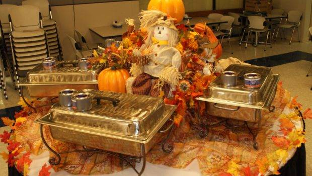 Fall Thanksgiving Table Decoration Decorating