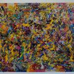 Famous Contemporary Modern Artists Transfer Abstract