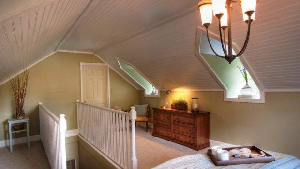 Fantastic Attic Boy Bedroom Modern Home Life Furnishings Loft