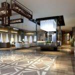Fashion Contracted Hotel Lobby Design House